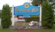 The Nautical Mile Resort and Condominiums in Wells, Maine
