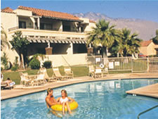 Vacation Internationale Oasis Villa Resort in Palm Springs, California