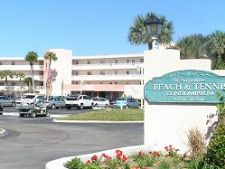 St. Augustine Beach and Tennis Club, Townhouses at in St. Augustine, Florida