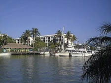 Anglers Cove on Marco Bay in Marco Island, Florida