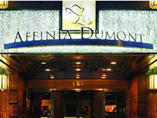 Affinia Dumont in New York, New York