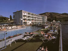 Caravel Resort in Chelan, Washington