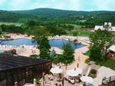Minerals Resort and Spa in Vernon, New Jersey