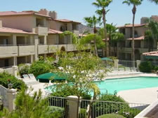 Pointe Resort Condominiums in Phoenix, Arizona