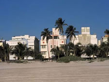 Crescent Resort on South Beach in Miami Beach, Florida