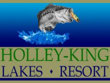 Holley King Lake Resort in De Funiak Springs, Florida