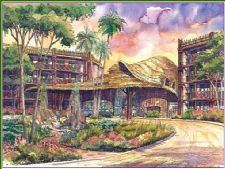 Disney's Animal Kingdom Villas in Lake Buena Vista, Florida
