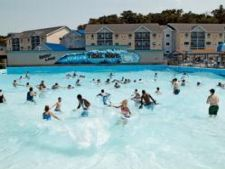Club Optima at Treasure Island Waterpark Resort in Wisconsin Dells, Wisconsin