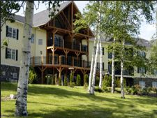 Mountain Edge Resort in Mount Sunapee, New Hampshire