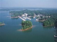 Sunset Point at StillWaters Resort in Dadeville, Alabama