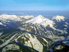 Big Sky Resort in Big Sky, Montana