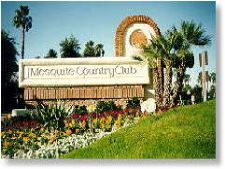Mesquite Country Club in Palm Springs, California