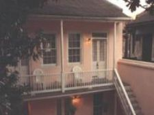 Bonaparte's Quarters in New Orleans, Louisiana