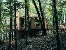Treehouse Village at Lake Forest in Eagle River, Wisconsin
