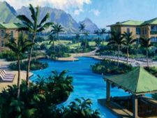 The Westin Princeville Ocean Resort Villas in Princeville, Kauai, Hawaii
