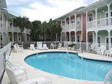 Wyndham Beach Street Cottages In Destin Florida