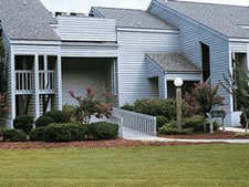 Wyndham Resort at Fairfield Harbour/Windjammer Villas II in New Bern, North Carolina