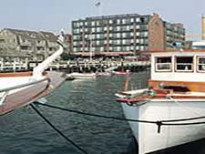 Wyndham Inn on the Harbor in Newport, Rhode Island