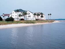 Wyndham Ocean Ridge in Edisto Island, South Carolina