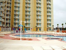 Wyndham Ocean Boulevard in North Myrtle Beach, South Carolina