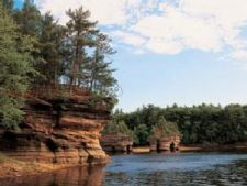 Wyndham Vacation Resorts at Glacier Canyon in Lake Delton, Wisconsin