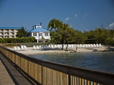 Ocean Pointe Suites at Key Largo in Key Largo, Florida