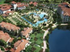 Marriott Lakeshore Reserve in Orlando, Florida