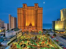 Hilton Grand Vacations Club At Anderson Ocean In Myrtle Beach South Carolina
