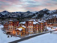 Hilton Grand Vacations Club at Sunrise Lodge in Park City, Utah