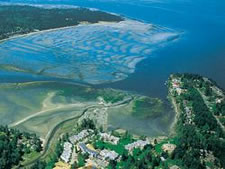 Aviawest at Pacific Shores Resort and Spa in Nanoose Bay, British Columbia, Canada