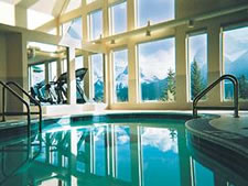Banff Gate Mountain Lodge and Spa, Royal Club Int. in Harvey Heights, Alberta, Canada