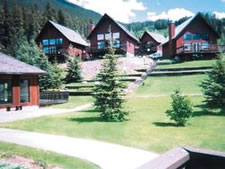 Banff Gate Mountain Resort in Canmore, Alberta, Canada