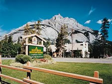 Banff Rocky Mountain Resort in Banff, Alberta, Canada