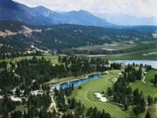 Bighorn Meadows on the Springs at Radium Golf Resort in Radium Hot Springs, British Columbia, Canada