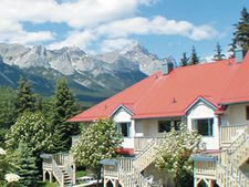 Chateau Canmore Resort in Canmore, Alberta, Canada