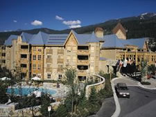 Club Intrawest-Whistler in Whistler, British Columbia, Canada