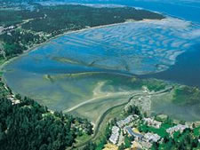 Pacific Shores Resort and Spa in Nanoose Bay, British Columbia, Canada
