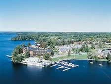 Taboo Resort and Golf I and II in Gravenhurst, Ontario, Canada