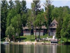 The Cottages at Port Stanton in Severn Bridge, Ontario, Canada
