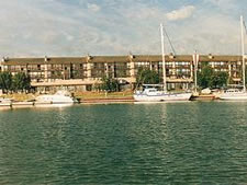 The Royal Harbour Resort in Thornbury, Ontario, Canada