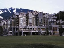 Whiski Jack at the Westin Resort in Whistler, British Columbia, Canada
