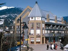 Whiski Jack at Village Gate House in Whistler, British Columbia, Canada