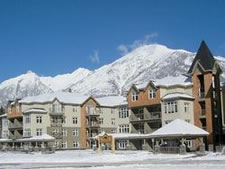 WindTower Mountain Lodge in Canmore, Alberta, Canada