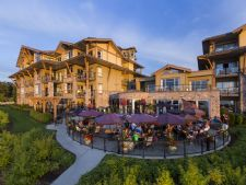 The Beach Club Resort in Parksville, Canada