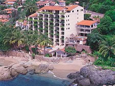 Lindo Mar Resort in Puerto Vallarta, Mexico