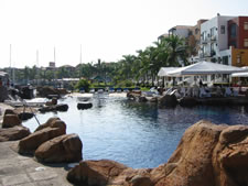 Marina el Cid Hotel and Yacht Club in Mazatlan, Mexico