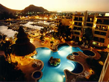 Marina Fiesta Resort in Cabo San Lucas, Mexico