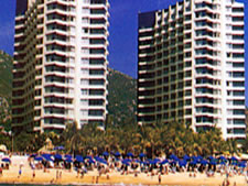 Playa Acapulco Beach at Playa Suites in Acapulco, Mexico