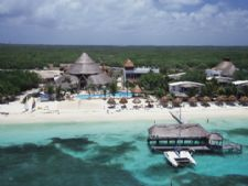 Desire Resort and Spa in Puerto Morelos, Mexico