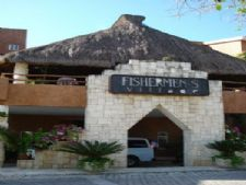 Fishermen's Village Resort in Playa del Carmen, Mexico